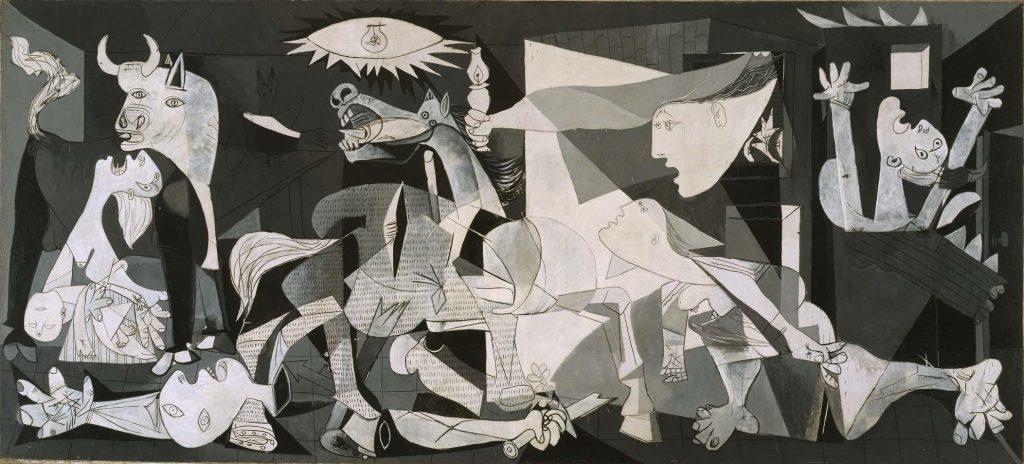 El Guernica de Picasso analisis