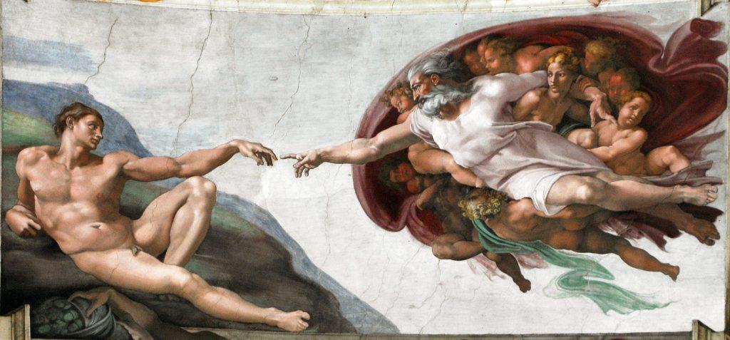 pinturas de la capilla sixtina