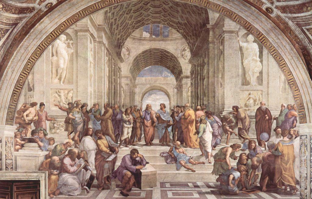 rafael pintor italiano del renacimiento Biografía