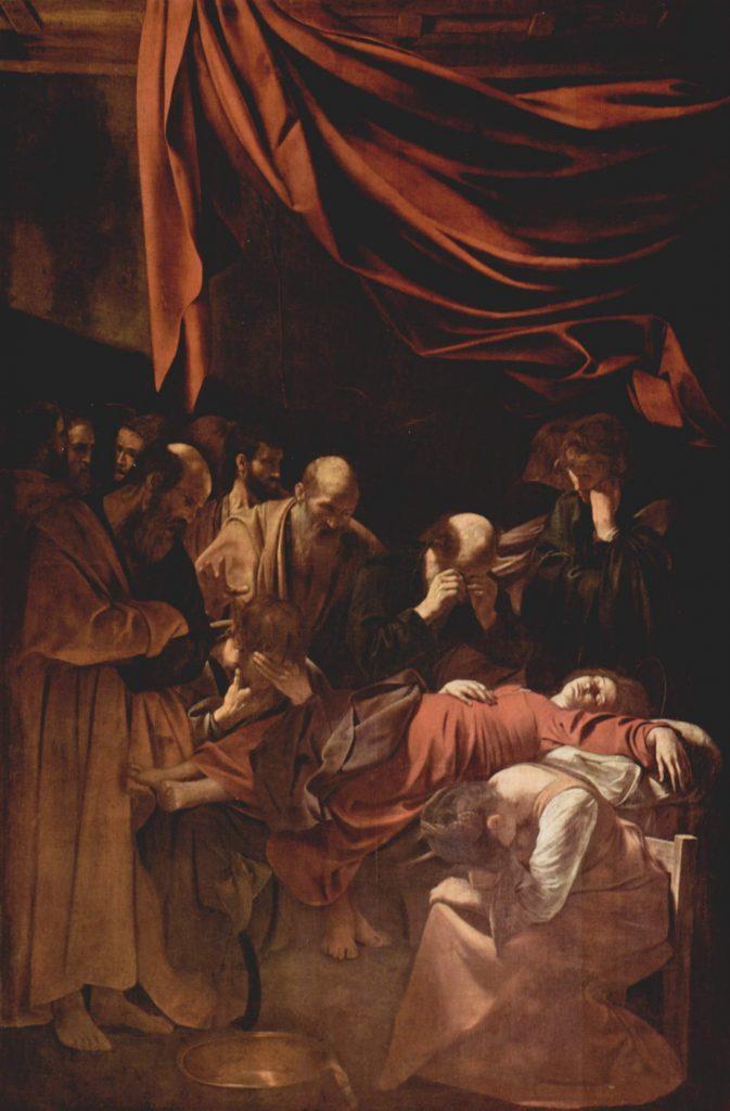 caravaggio pintor biografia