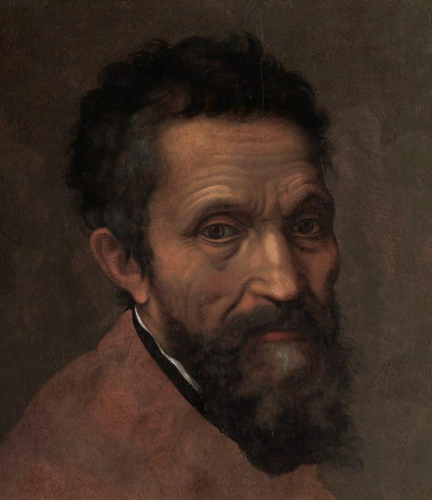 miguel angel pintor biografia