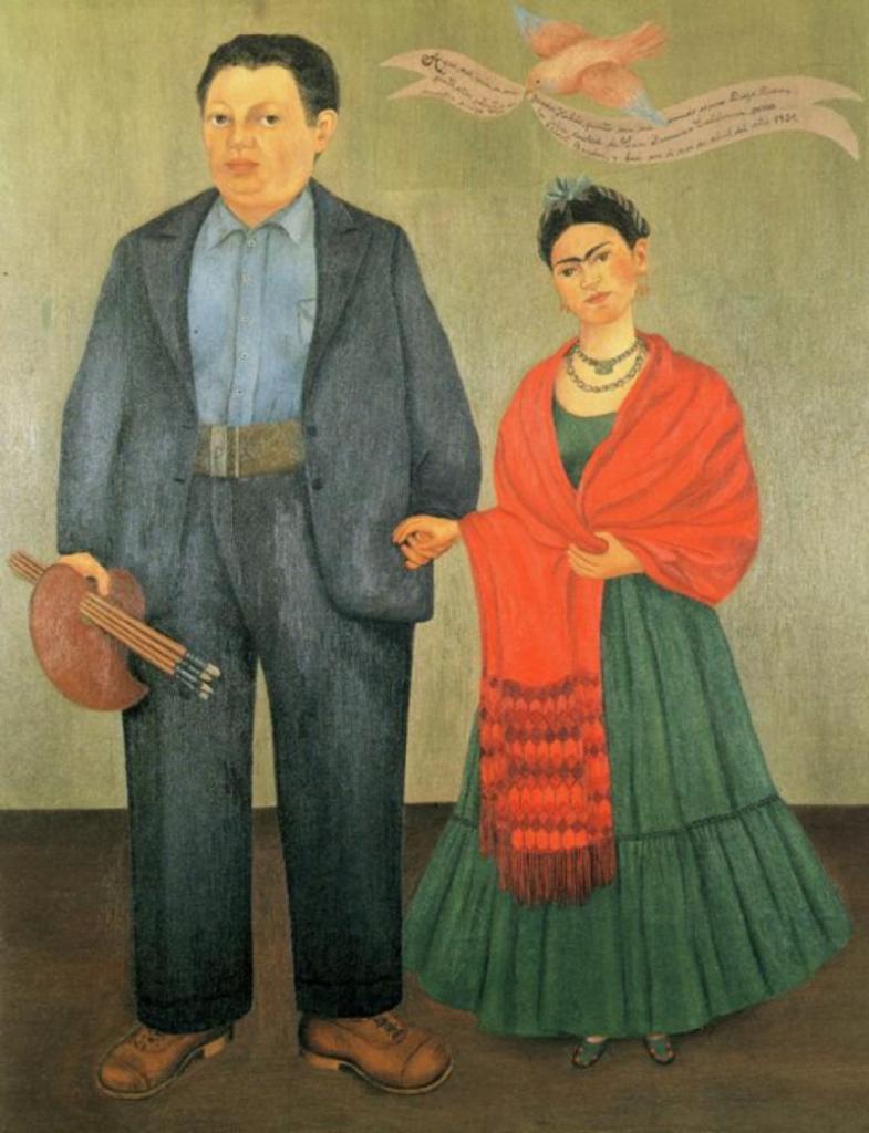 casa frida kahlo biografia feminismo