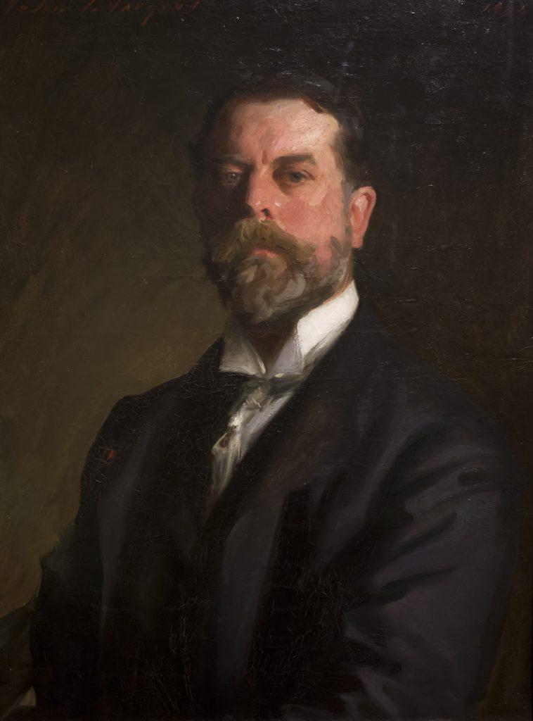 Biografía John Singer Sargent