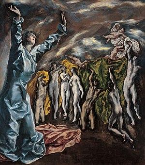 pintor el greco biografia