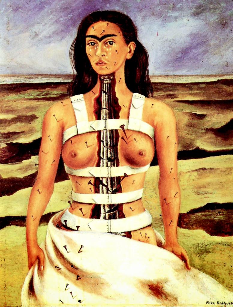 casa azul frida kahlo biografia