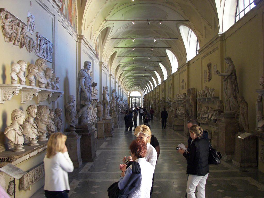 museos vaticanos pagina