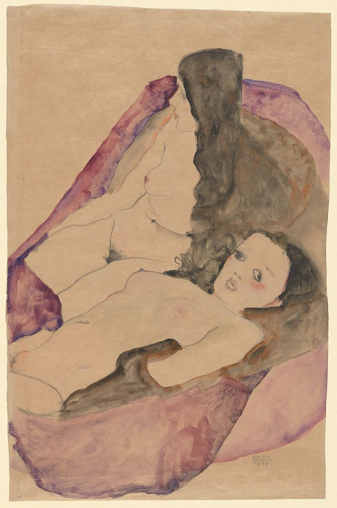 ¿Quién fue Egon Schiele?