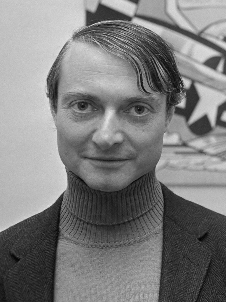 Biografía de Roy Lichtenstein