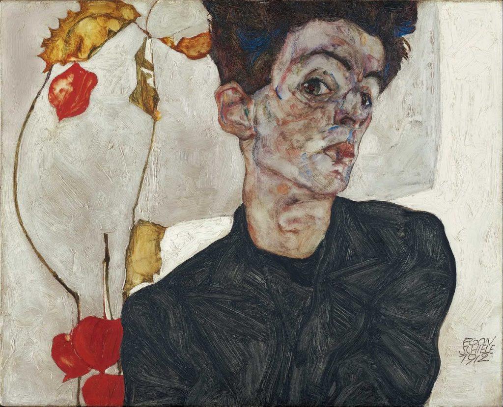 Egon Schiele muerte