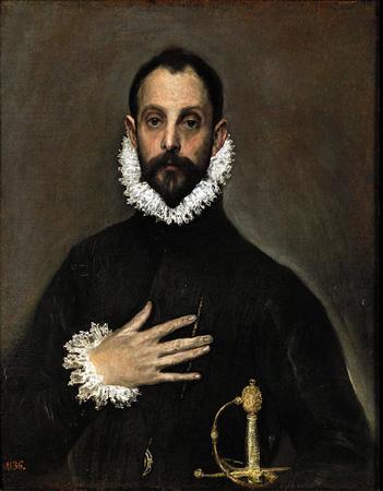 Biografía de El Greco domenikos theotokopoulos