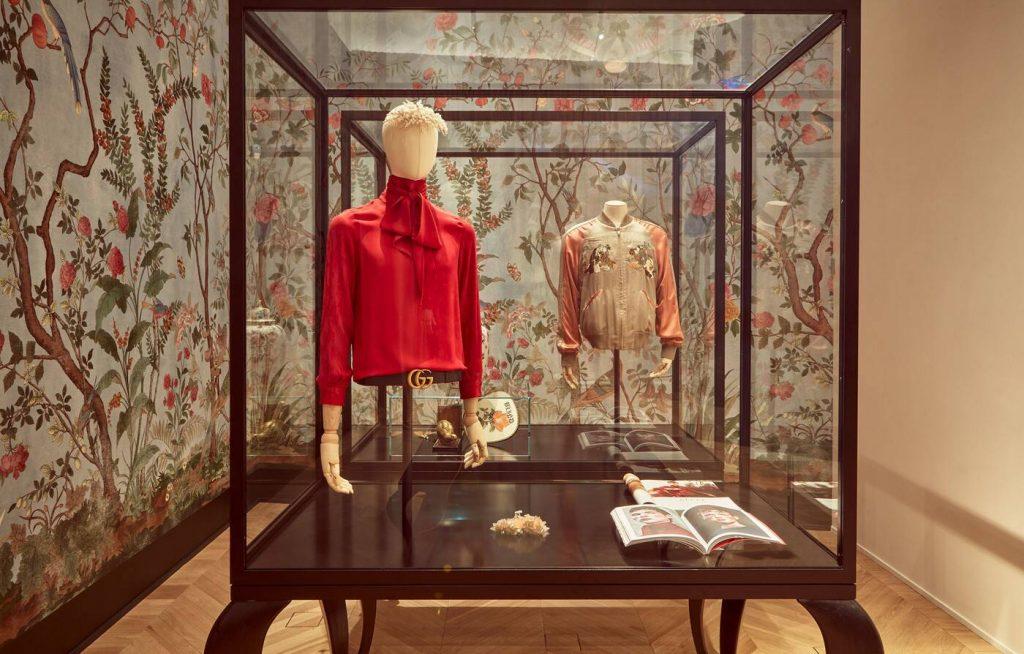 galería famoso museo en florencia