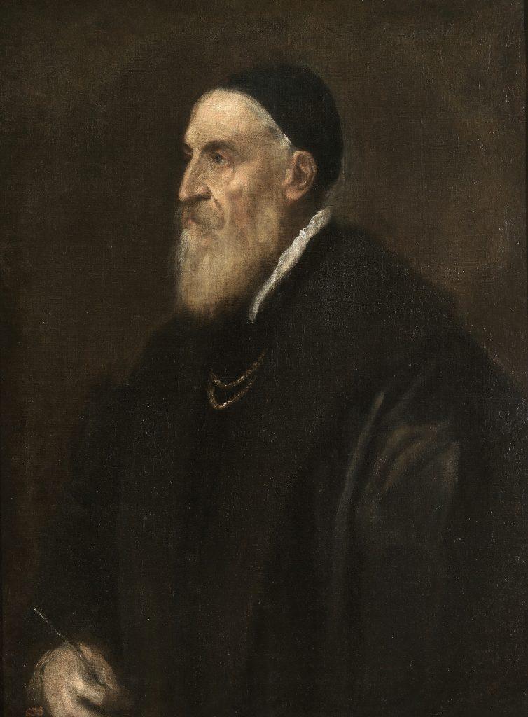 Biografía de Tiziano Vecellio