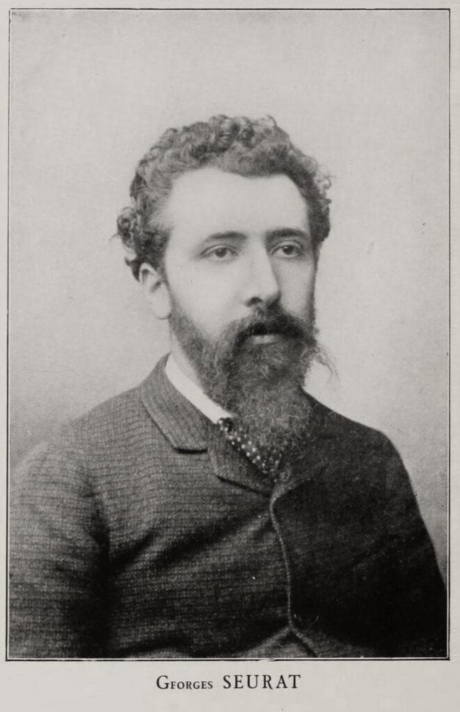 Biografía de Georges Pierre Seurat