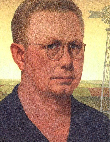 Biografía de Grant Wood