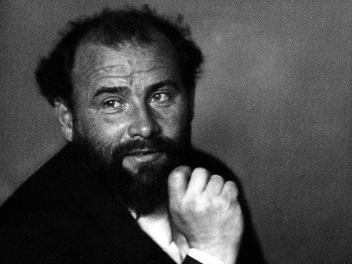 Biografia de Gustav Klimt