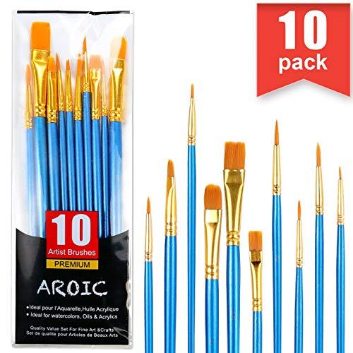 pinceles para pintura acrilica precio